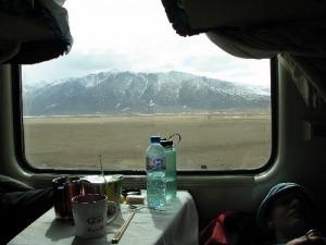 Zug nach Tibet