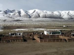 Tibetisches Dorf
