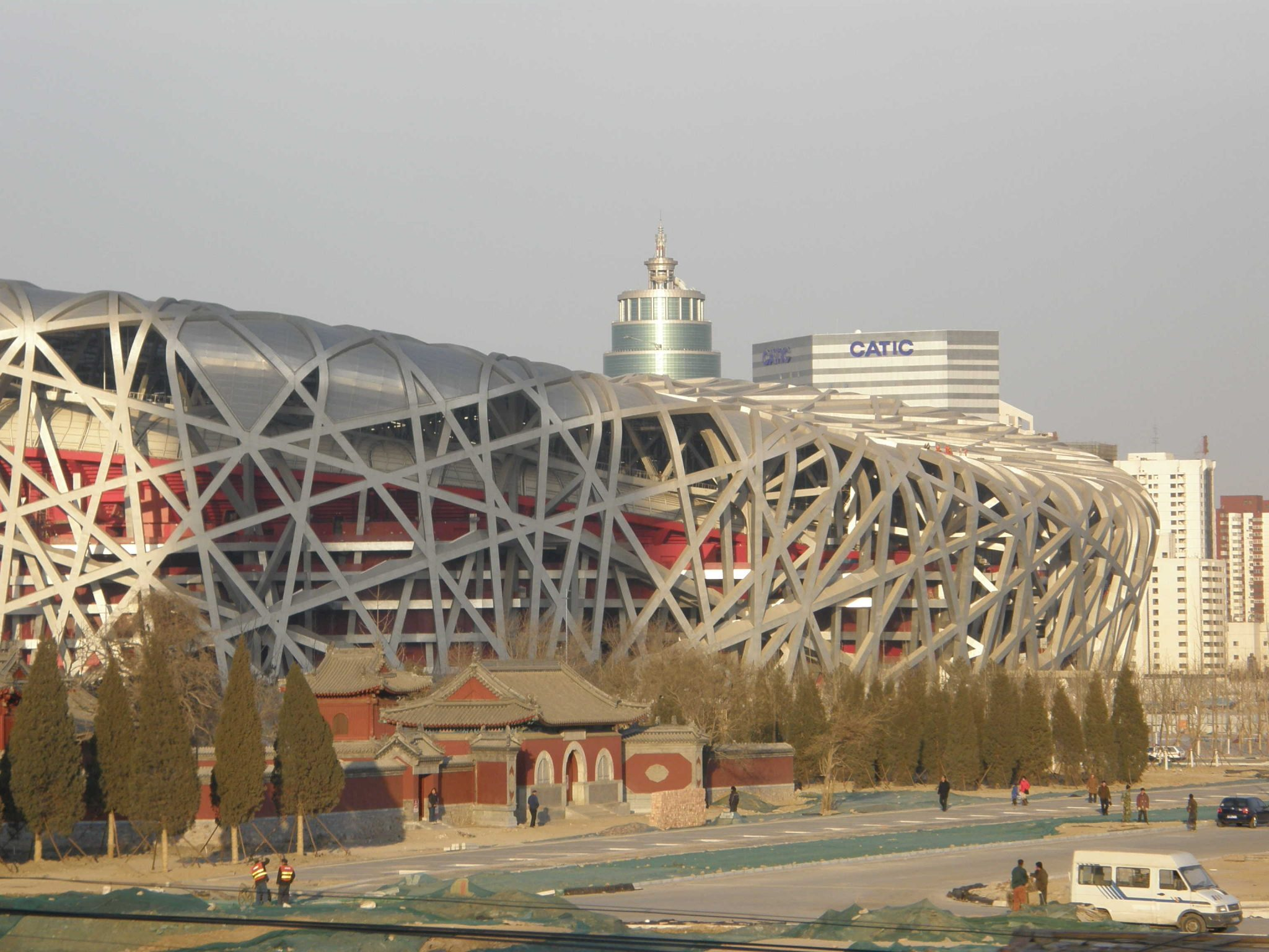 Vogelnest Peking